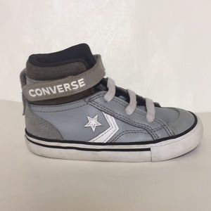 Converse toddler boy size 8 sneakers, shoes